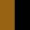 Коричнево-черный